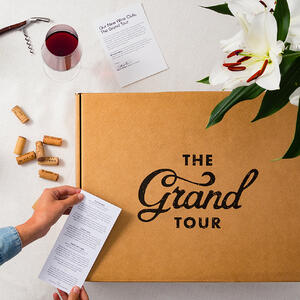 The Grand Tour Wine Club  | Verve Wine