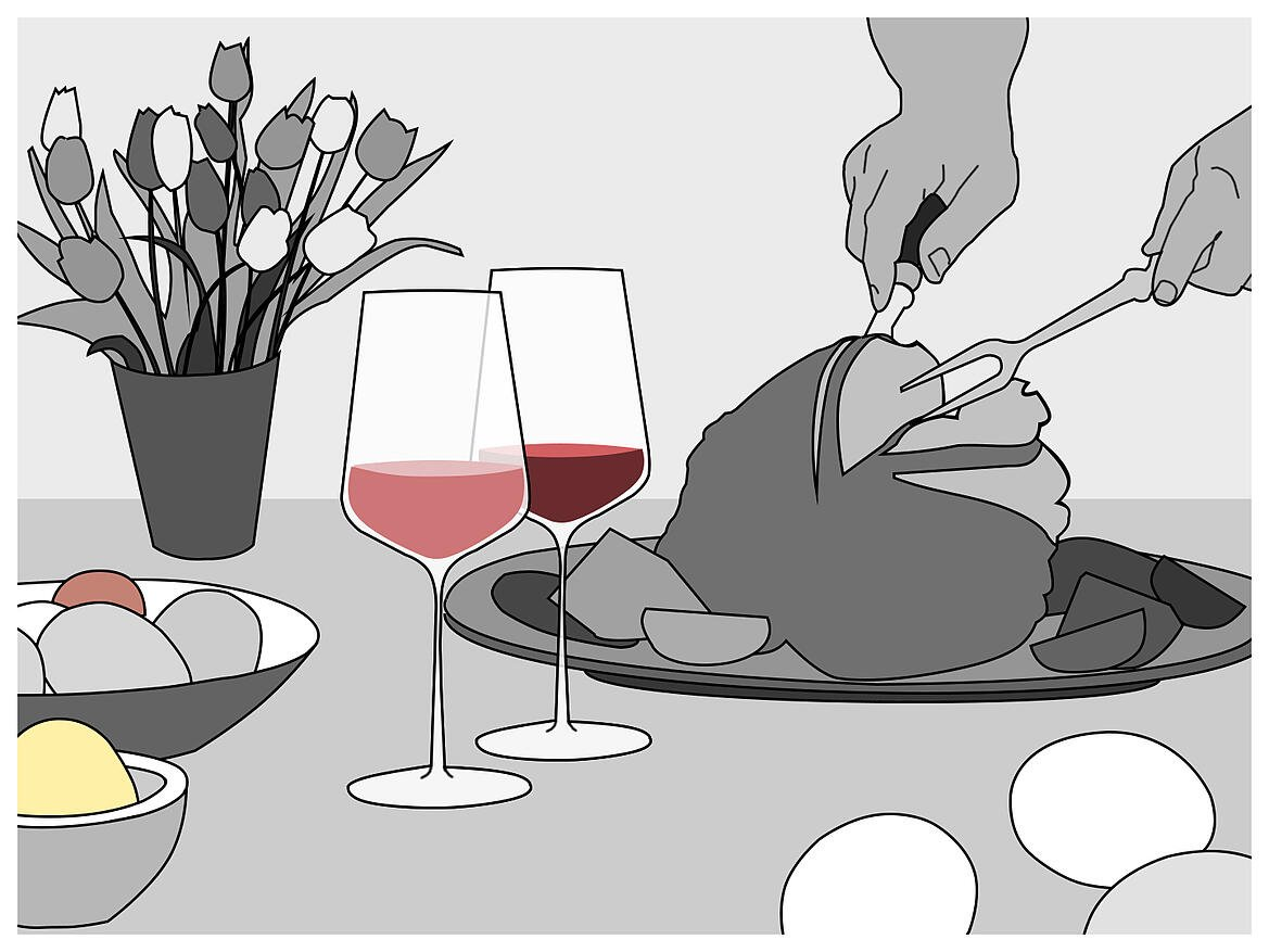 Our Top Wine Pairings for Easter & Passover Favorites
