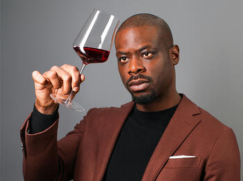 Meet Our Friend, Founder & Host of The Original Wine & Hip Hop Podcast / Cru Luv Selections, Jermaine Stone!