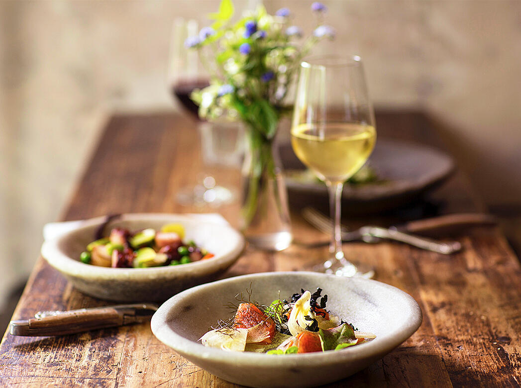 5 of Our Favorite Food & Wine Pairings for Spring - Verve Wine
