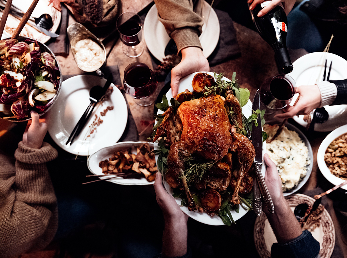 Alternative Wine Pairings for Your Thanksgiving Day Table