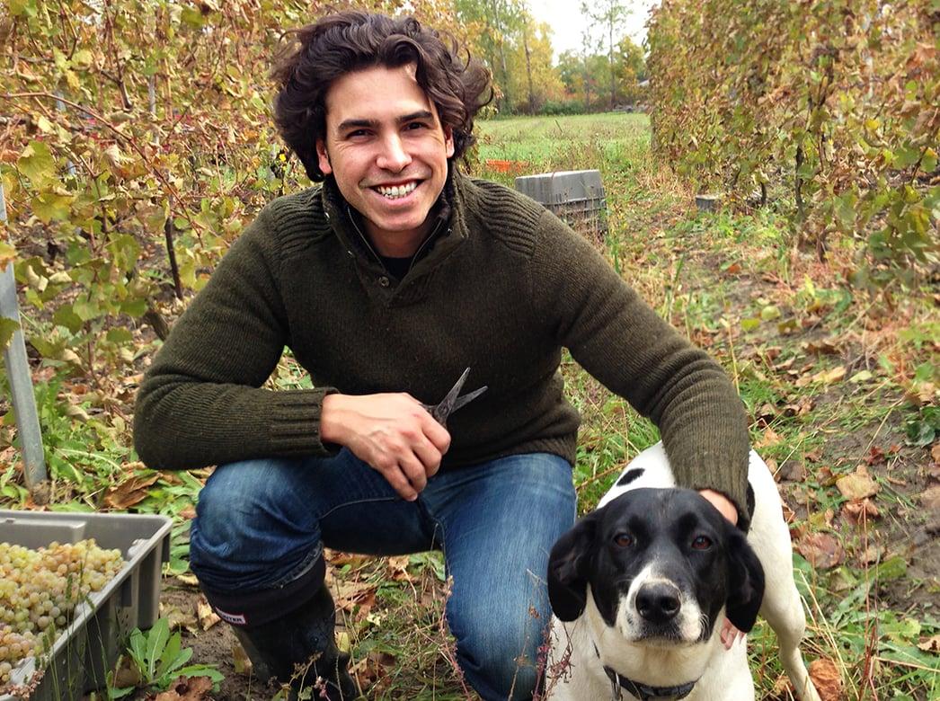 Meet Our Friend, Wine Director, Winemaker, and Reboule du Rhône Co-Founder, Thomas Pastuszak!