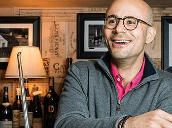 Meet Bad Boy Turned Master Sommelier Carlton McCoy