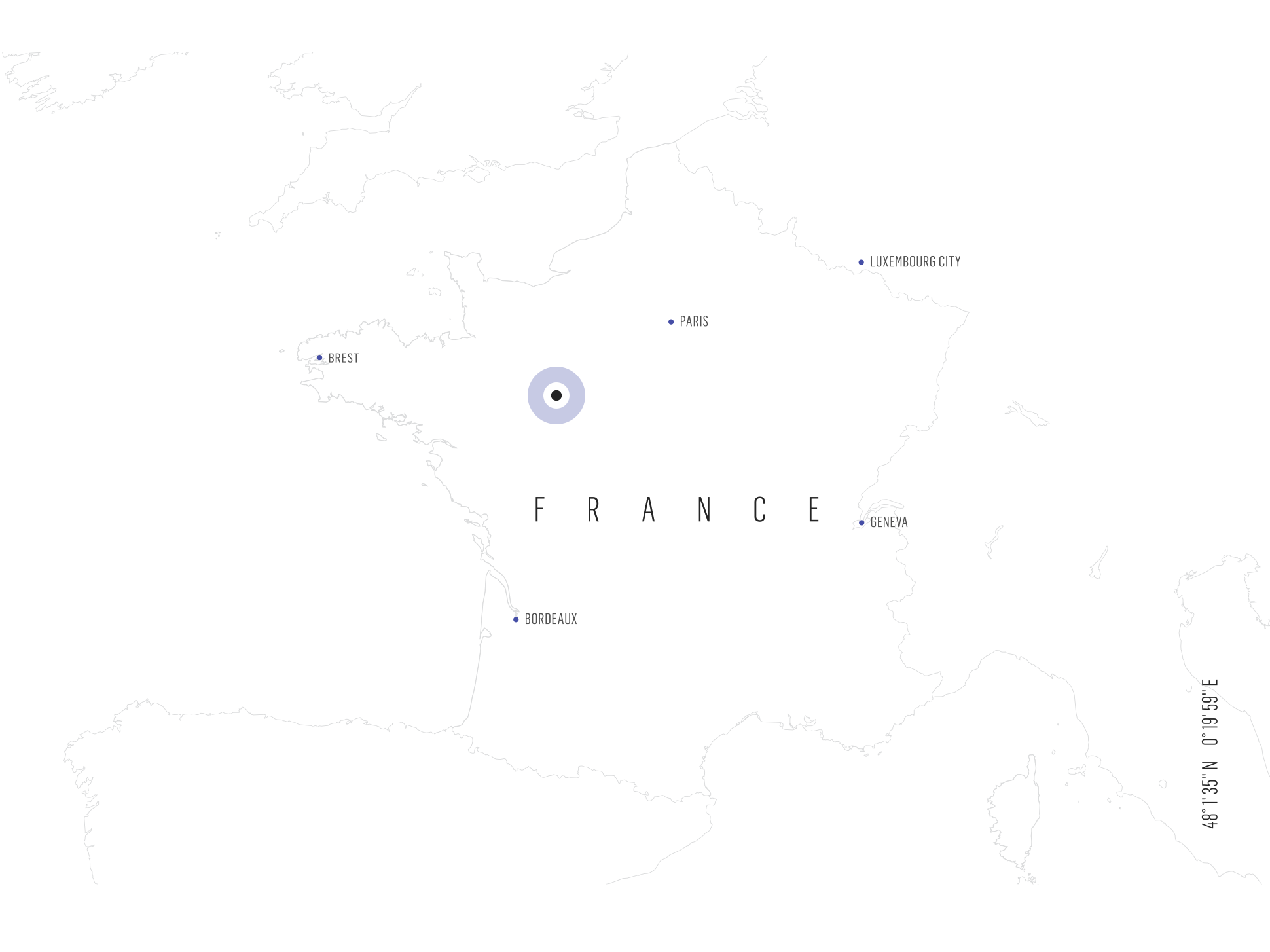 Map of Champagne, France | Verve Wine