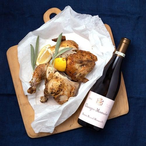 Chassagne Montrachet   Verve Wine