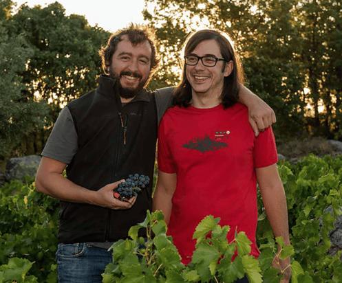 Daniel Jimenez-Landi and Fernando Garcia