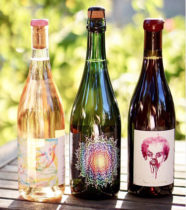 Las Jaras wines