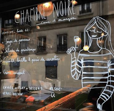 Chambre Noire Paris