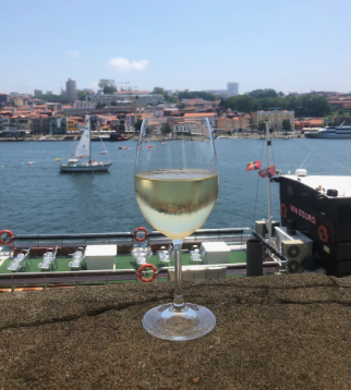 Wine in Douro