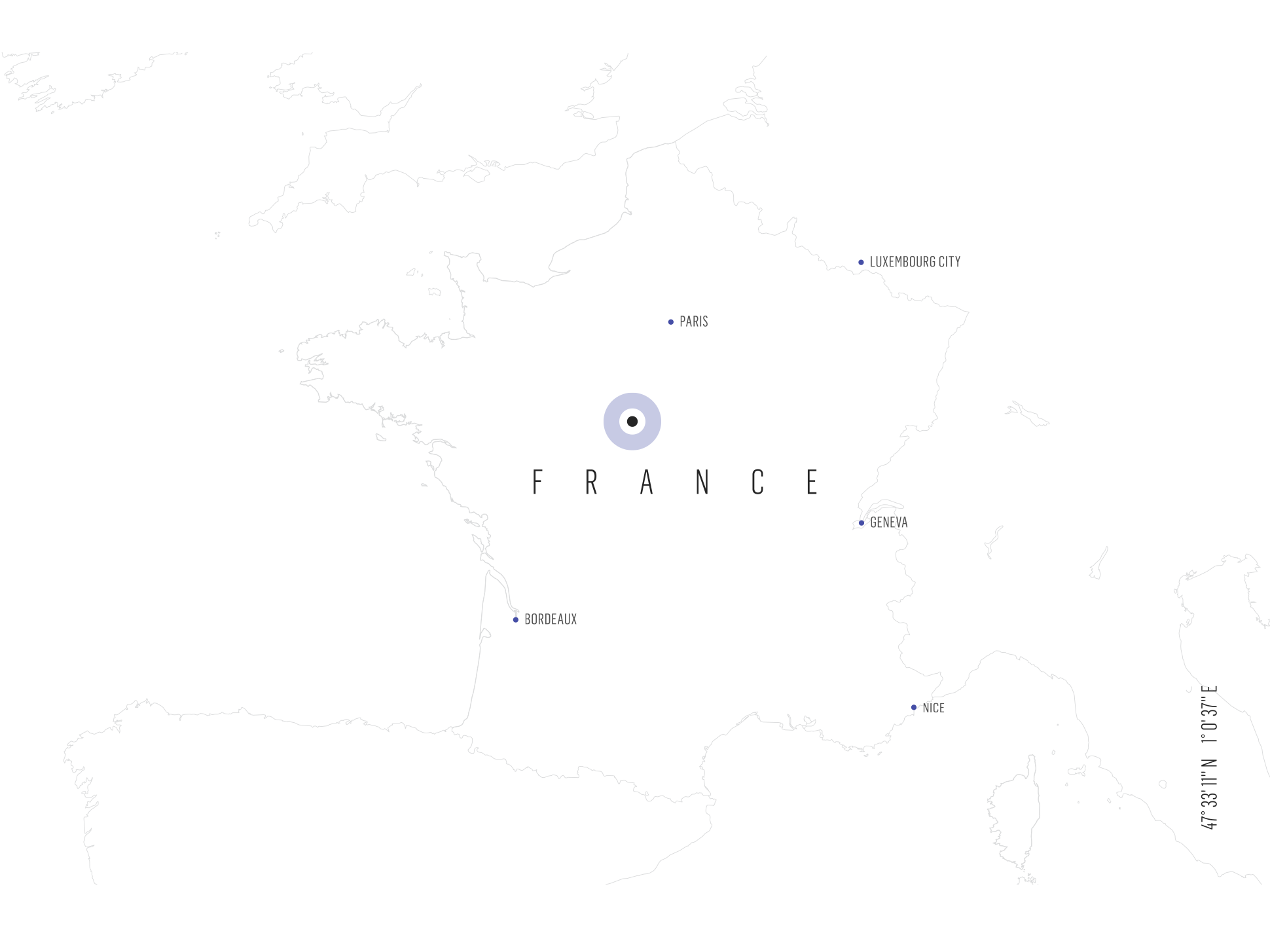Map of Loire, France | Verve Wine