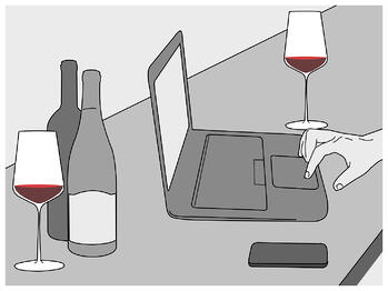 Keep Calm, Buy Wine Online