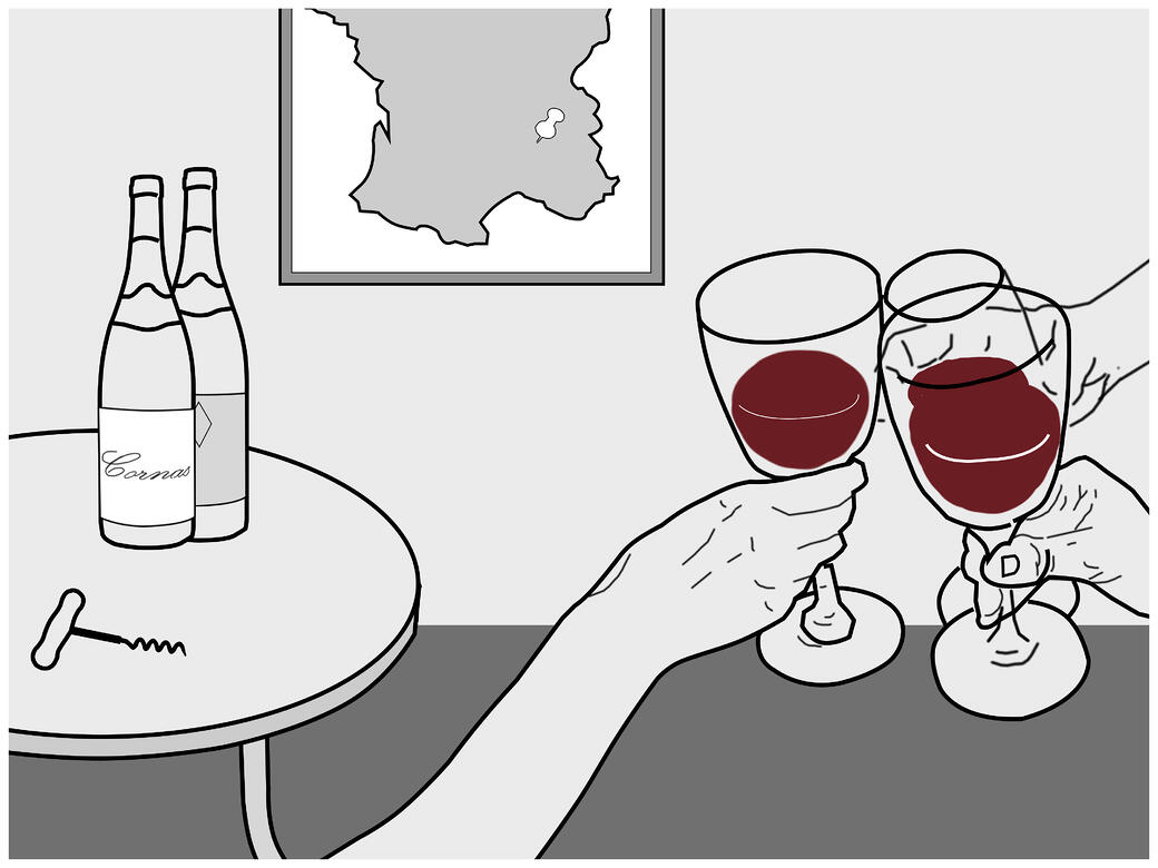 rhone blog illustration