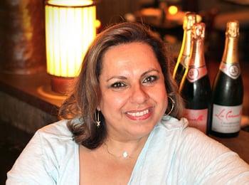Meet Champagne Queen Rita Jammet