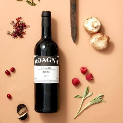 roagna langhe rosso 2012 | Verve Wine