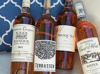 7 Rosé Producing Regions You Should Know