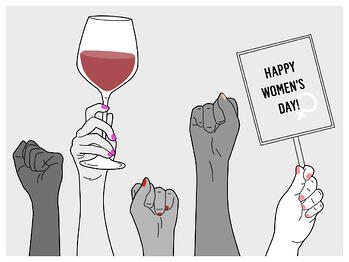 To the Women in Wine Who Inspire Us